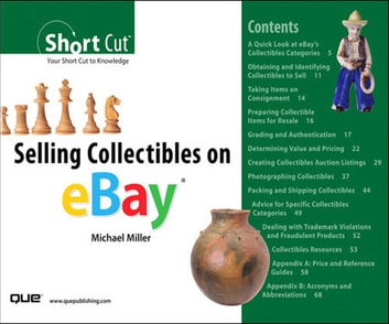 Selling Collectibles on eBay (Digital Short Cut) ebook by Michael Miller