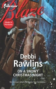 On a Snowy Christmas Night ebook by Debbi Rawlins