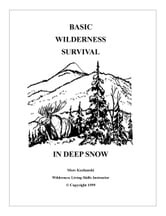 Basic Wilderness Survival in Deep Snow ebook by Mors Kochanski
