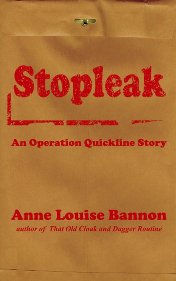 Stopleak ebook by Anne Louise Bannon