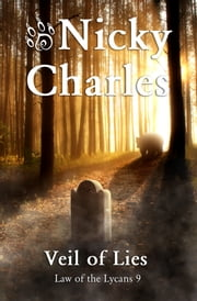 Veil of Lies ebook by Nicky Charles
