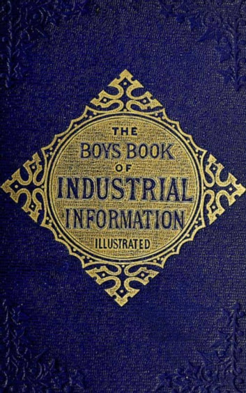 The Boy's Book of Industrial Information ebook by Elisha  Noyce