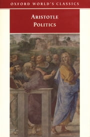 The Politics ebook by Aristotle,the late Sir Ernest Barker,R. F. Stalley