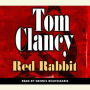 Red Rabbit audiobook by Tom Clancy