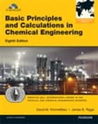 Basic Principles and Calculations in Chemical Engineering ebook by David M. Himmelblau, James B. Riggs