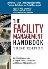 The Facility Management Handbook, Chapter 16 ebook by David G. COTTS