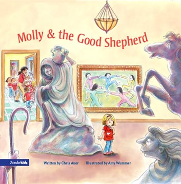 Molly and the Good Shepherd ebook by Chris Auer