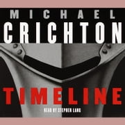 Timeline audiobook by Michael Crichton