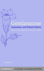 Gentianaceae ebook by Struwe, Lena