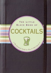 The Little Black Book of Cocktails ebook by Virginia Reynolds
