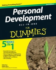 Personal Development All-in-One ebook by Gillian Burn