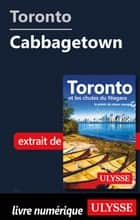 Toronto - Cabbagetown ebook by Collectif