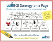 BGI Strategy On A Page ebook by ap John Llewellyn-Davies