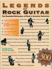 Legends of Rock Guitar ebook by Pete Prown,HP Newquist