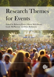 Research Themes for Events eBook by Anna Borley, Rebecca Finkel, Alan Clarke,...