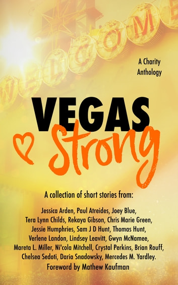 Vegas Strong ebook by Crystal Perkins