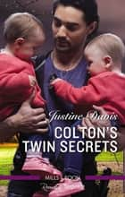 Colton's Twin Secrets ebook by Justine Davis