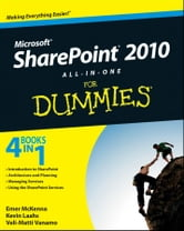 SharePoint 2010 All-in-One For Dummies ebook by Emer McKenna,Kevin Laahs,Veli-Matti Vanamo