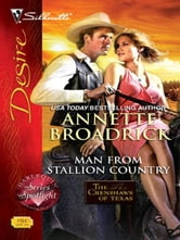 Man from Stallion Country ebook by Annette Broadrick
