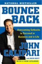 Bounce Back ebook by John Calipari