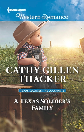A Texas Soldier's Family ebook by Cathy Gillen Thacker