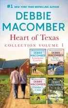 Heart of Texas Collection Volume 1 ebook by Debbie Macomber