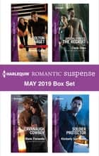 Harlequin Romantic Suspense May 2019 Box Set ekitaplar by Beverly Long, Marie Ferrarella, Cindy Dees,...