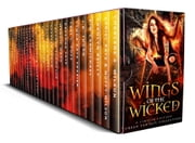 Wings of the Wicked ebook by Rebecca Hamilton, Charlene A. Wilson, Dariel Raye,...