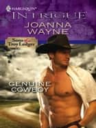 Genuine Cowboy ebook by Joanna Wayne