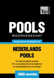 Thematische woordenschat Nederlands-Pools - 3000 woorden ebook by Kobo.Web.Store.Products.Fields.ContributorFieldViewModel