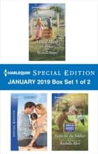 Harlequin Special Edition January 2019 - Box Set 1 of 2 eBook by Michelle Major, Melissa Senate, Rochelle Alers
