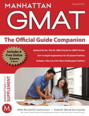 Official Guide Companion, 13th Edition ebook by Manhattan GMAT