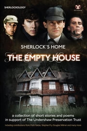 Sherlock's Home - The Empty House ebook by Steve Emecz
