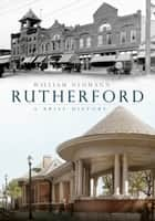Rutherford ebook by William Neumann