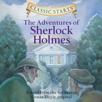 The Adventures of Sherlock Holmes audiobook by Arthur Conan Doyle,Chris Sasaki