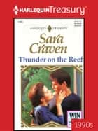 Thunder on the Reef ebook by Sara Craven