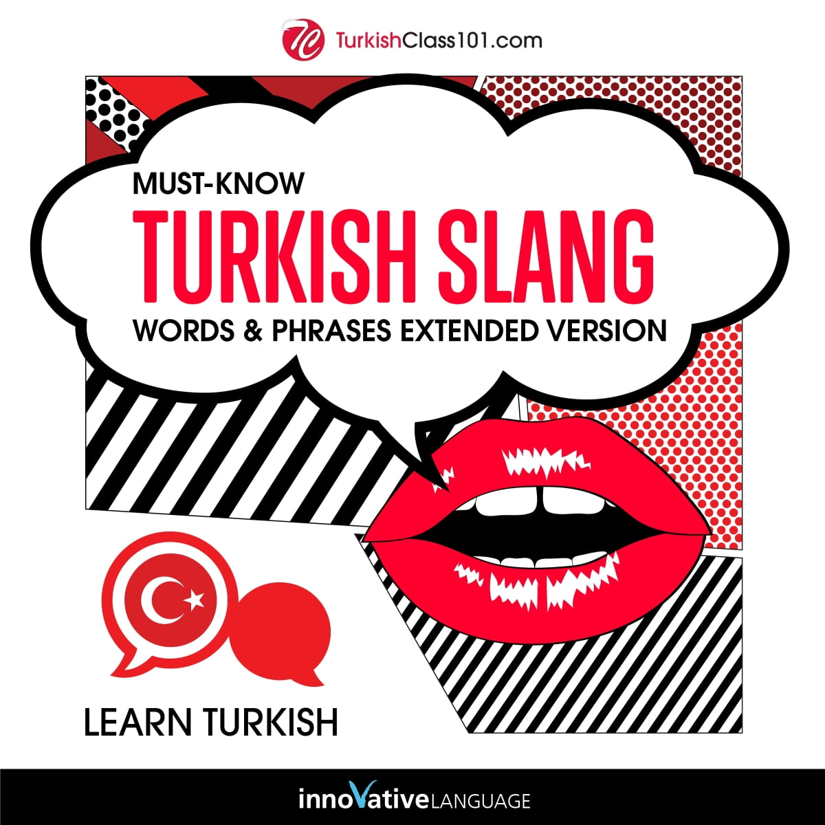 Learn Turkish: Must-Know Turkish Slang Words & Phrases (Extended Version)  audiobook by Innovative Language Learning - Rakuten Kobo