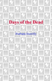 Days of the Dead ebook by Barbara Hambly
