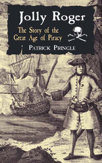 Jolly Roger ebook by Patrick Pringle