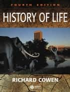 History of Life ebook by Richard Cowen