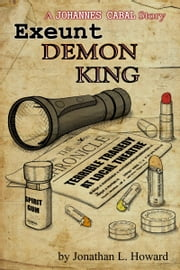 Exeunt Demon King eBook by Jonathan L. Howard