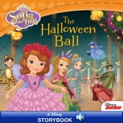 Sofia the First: The Halloween Ball - A Disney Read Along ebook by Lisa Ann Marsoli,Disney Book Group