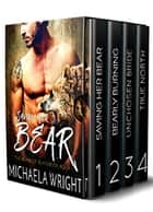 The Bears of Blackrock Bundle - Books 1 - 4 ebook by Michaela Wright