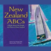 New Zealand ABCs - A Book About the People and Places of New Zealand audiobook by Holly Schroeder