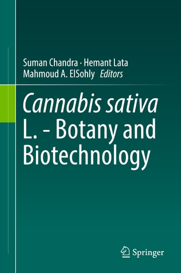 Cannabis sativa l botany and biotechnology ebook by cannabis sativa l botany and biotechnology ebook by fandeluxe Choice Image