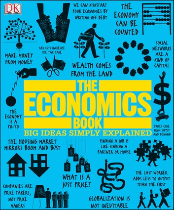 The Economics Book ebook by DK