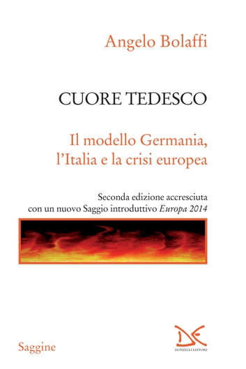 Cuore tedesco eBook by Angelo Bolaffi
