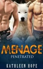 Menage: Penetrated ebook by Kathleen Hope