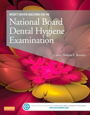 Mosby's Review Questions for the National Board Dental Hygiene Examination ebook by Mosby