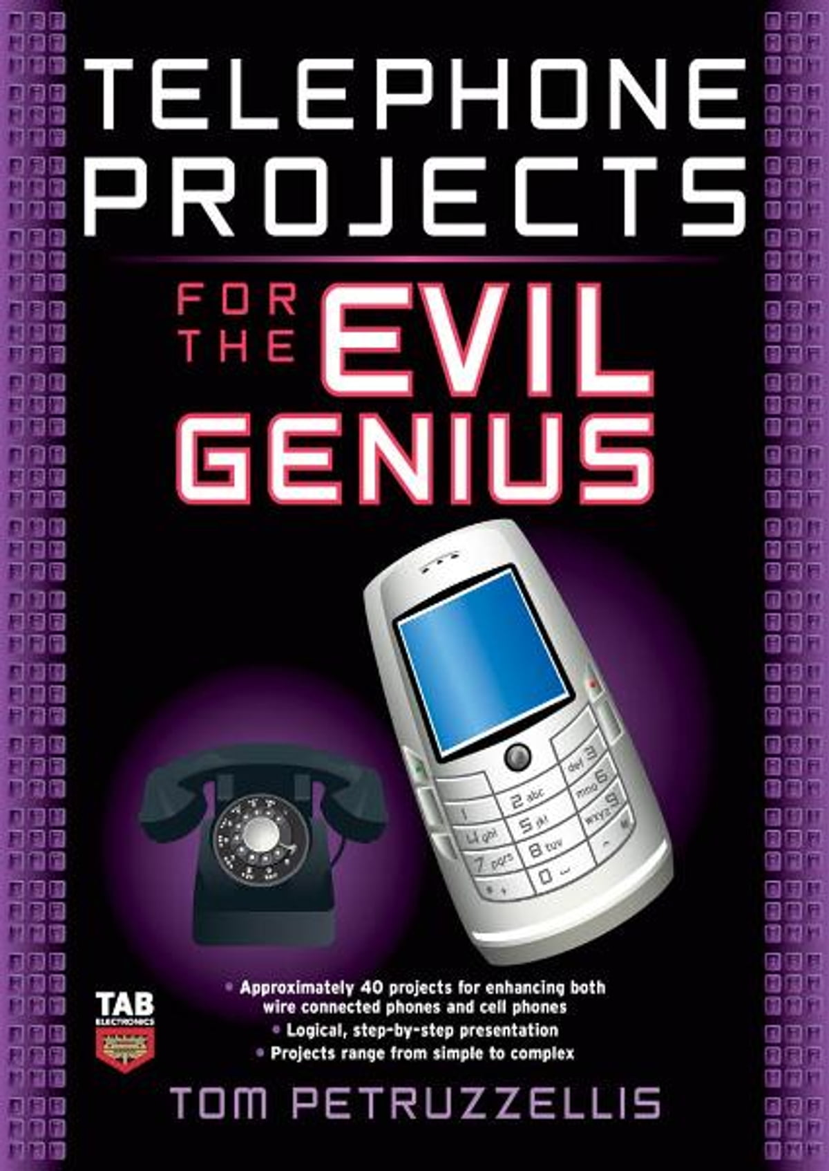 Telephone Projects For The Evil Genius Ebook By Thomas Petruzzellis Schematic Remote Ringer 9780071548458 Rakuten Kobo